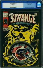 Doctor Strange 181 CGC 9.4 -- 1969 -- Western Penn. Nightmare app #0052016010