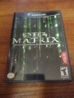 Enter the Matrix (Nintendo GameCube, 2003) free shipp Canada 🍁