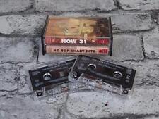 NOW 31 - Various Artists / Double Cassette Album Tape / Fatbox / 1547