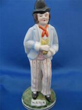 Unboxed Staffordshire Pottery Figurines