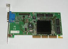 Dell 00040U 073RGY NVidia Riva TNT2 Model64 32MB AGP Video Card