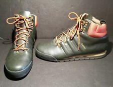 Adidas Blauvelt Hiking Trail Boots G56465 Size 12 Blue Orange