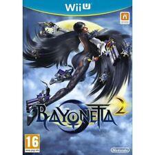 Bayonetta 2 - Wii-U neuf sous blister VF