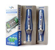 2 x XADO EX120 Revitalizant AUTOMATIC Gearbox & Transmission Oil Additive Repair