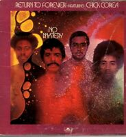 Return to Forever/Chick Corea Vinyl LP Polydor, 1975, PD-6512, No Mystery ~ VG