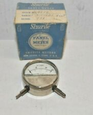 Shurite Panel Meter Model 450 - Stock No. 4150 0 To 150 Dc Volts