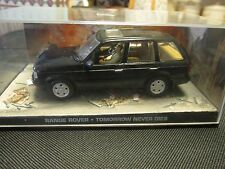 JAMES BOND CARS COLLECTION 034 RANGE ROVER TOMORROW NEVER DIES
