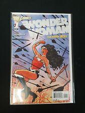 wonder woman  #1 (2010) the new 52! DC Comics