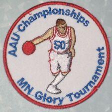 Aau Championships Mn Glory Tournament Patch - Basketball