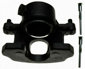 Disc Brake Caliper-Friction Ready Non-Coated Front Right ACDelco 18FR631 Reman