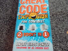 cheat code books-set of two