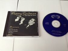 Benny Goodman How High The Moon CD - MINT