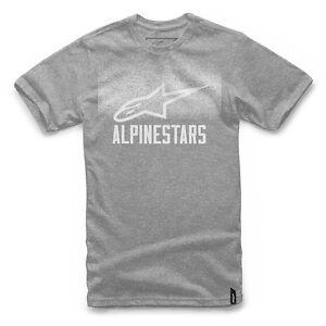 Alpinestars Gamme T-Shirt (M) Athlétique Heather