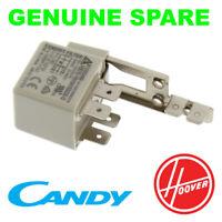 CANDY Genuine Dishwasher Tumble Dryer Mains Filter Suppressor 91200489