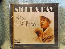 Night & Day - The Best of Cole Porter Reader's Digest 3 CD Set Sealed