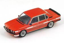 "BMW Alpina B7 Turbo (E21) ""Red"" (Spark 1:43 / S2803)"