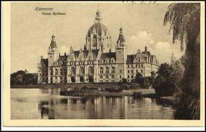 HANNOVER Niedersachsen um 1910/20 Partie Neues Rathaus Verlag F. Astholz Jun.K13