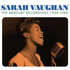 Sarah Vaughan - The Mercury Recordings 1954-1960 (3CD 2014) NEW/SEALED
