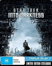Star Trek Into Darkness - Limited Blu-Ray SteelBook (Special Artwork) LAST COPY