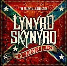 LYNYRD SKYNYRD: FREE BIRD CD GREATEST HITS / THE VERY BEST OF / FREEBIRD / NEW