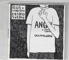 ANGIL + HIDDENTRACKS - oulipo saliva CD