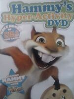 Hammy's Hyper-Activity DVD Movie