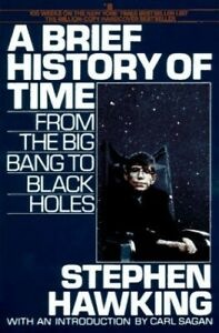 A Brief History of Time: From the Big Bang to Black Ho... by Hawking, Stephen W.