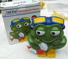 Frosch - Elta-Duschradio, funktioniert