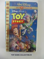 Disney's  PIXAR  TOY STORY  Special Edition   Clam Shell VHS Movie