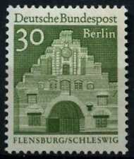 Berlin 1964-9 SG#B248, 30pf Architecture Definitive MNH #D72671