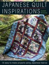 JAPANESE QUILT INSPIRATIONS - PROJECTS USING JAP. FABRICS - A+ QUILT BOOK