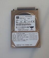 40GB Hard Drive HP Compaq nx7010 nx9010 nx9020 TC1000 tc1100 tc4200 V2000 V2312