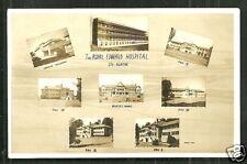 Ste Agathe-des-Monts rppc Edward Hospital QC Canada 1950