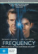 Frequency - Thriller / Violence / Fantasy / Action - Dennis Quaid - NEW DVD