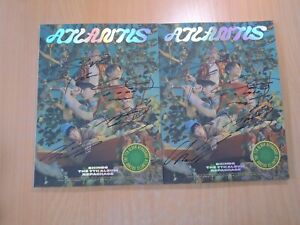 Shinee - Atlantis (7th Repackage Promo) with Autographed (Signed)