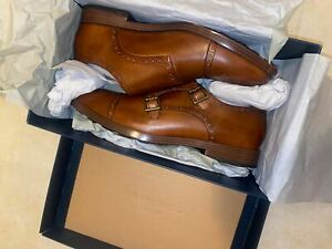 BRAND NEW Cole Haan Jefferson Grand Double Monk Strap Oxford SIZE 9.5 PRIORITY