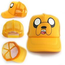 ADVENTURE TIME CAPPELLO CAP HAT FYNN FINN L'AVVENTURIERO JAKE PELUCHE COSPLAY #1