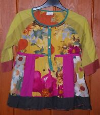 Next, Girls, Ethnic, Cotton, Top, Tunic, 8 years (128cm)