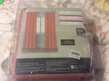 NEXT Quality Cotton Eyelet Blackout Curtains -Sands 228CMX229CM New (Bargain)