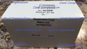 KALDHEIM Full Set Factory Sealed 285 Cards Magic: the Gathering MTG KHM *PRESALE