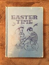 Easter Time By Esther Schenk 1853 Lyons And Carnahan Vintage Reader Hardcover