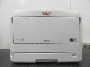 Oki ES8431dn Colour A3 A4 Printer, Low Count, Under 77K Pages! Duplex! WARRANTY!