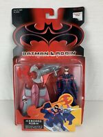 Kenner 1997 Batman & Robin Iceboard Robin Laserwarp Launcher Action Figure