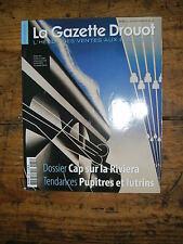 La Gazette Drouot N°32 2012 1032 Pupitre Lutrin Barbault Foulquier Cognac Chaine