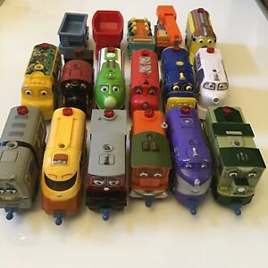 Chuggington interactive Trains. Tested Working. Combined Postage.