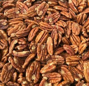 Raw Pecan Nuts Jumbo Natural Pecan Halves Premium Quality