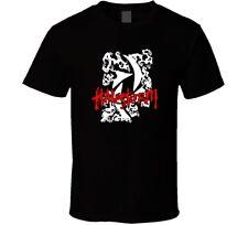 NEW RETNO Halestorm Rock Band Logo shirt black white tshirt men's free shipping