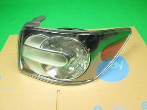2007-2009 MAZDA CX-7 CX7 RIGHT PASSENGER SIDE QUARTER TAIL LIGHT LAMP OEM USED