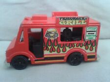 Vintage Hot Wheels 1983 Friburger Grill Food Truck, Diecast toy Car Vehicle D19