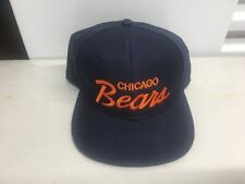 Chicago Bears retro vintage wool Clark Griswold Christmas vacation SnapBack hat